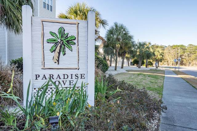 619 Spencer Farlow Drive 5-30, Carolina Beach, NC 28428 (MLS #100218728) :: The Keith Beatty Team