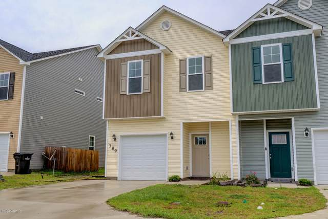 389 Frisco Way, Holly Ridge, NC 28445 (MLS #100218771) :: Courtney Carter Homes