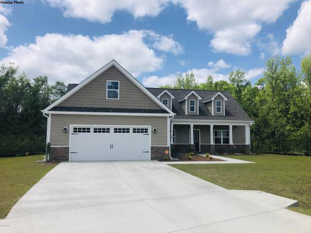 601 Creek Court, Swansboro, NC 28584 (MLS #100218782) :: The Bob Williams Team