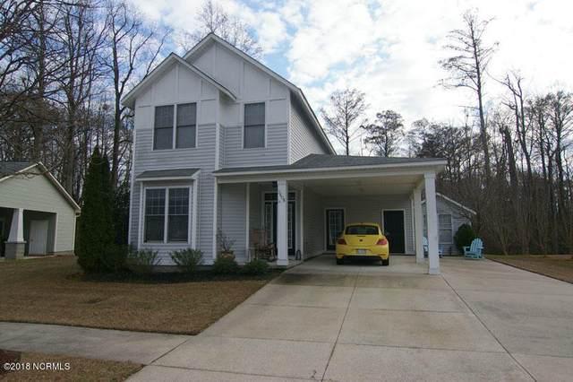 3608 Willow Run Drive, Greenville, NC 27858 (MLS #100218783) :: Berkshire Hathaway HomeServices Prime Properties