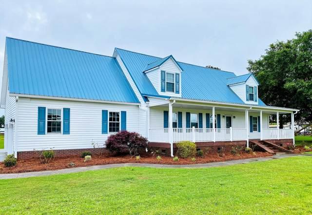 599 Durwood Evans Road, Beulaville, NC 28518 (MLS #100218788) :: Courtney Carter Homes