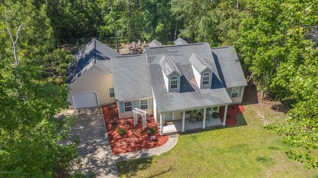 257 White Oak Bluff Road, Stella, NC 28582 (MLS #100218790) :: Barefoot-Chandler & Associates LLC