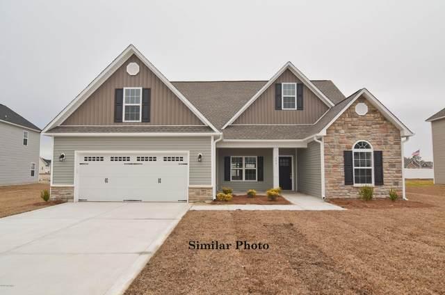 504 Lake Company Road, Jacksonville, NC 28546 (MLS #100218795) :: Carolina Elite Properties LHR
