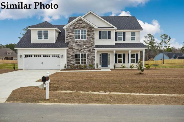 608 Creek Court, Swansboro, NC 28584 (MLS #100218802) :: Thirty 4 North Properties Group