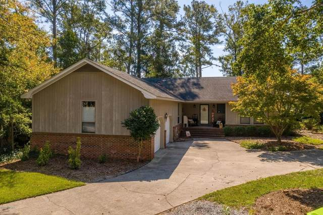 114 Fairway Drive E, Morehead City, NC 28557 (MLS #100218803) :: RE/MAX Elite Realty Group
