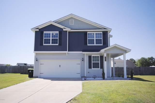 508 Shelmore Lane, Jacksonville, NC 28540 (MLS #100218807) :: Courtney Carter Homes