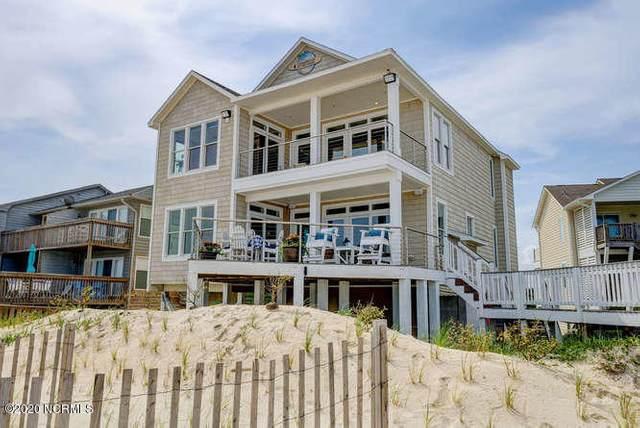 816 S Shore Drive, Surf City, NC 28445 (MLS #100218830) :: Castro Real Estate Team