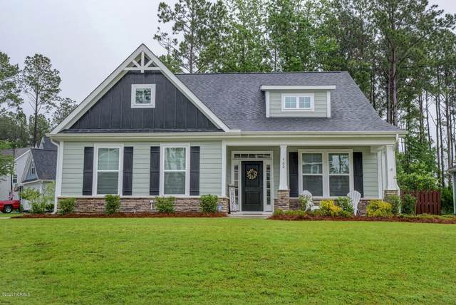 500 W Red Head Circle, Sneads Ferry, NC 28460 (MLS #100218844) :: RE/MAX Elite Realty Group