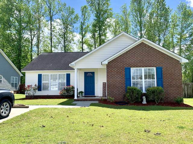 3848 Countryaire Drive, Ayden, NC 28513 (MLS #100218859) :: Vance Young and Associates