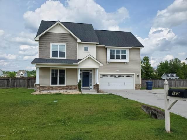 125 Foggy River Way, Jacksonville, NC 28540 (MLS #100218861) :: Berkshire Hathaway HomeServices Hometown, REALTORS®