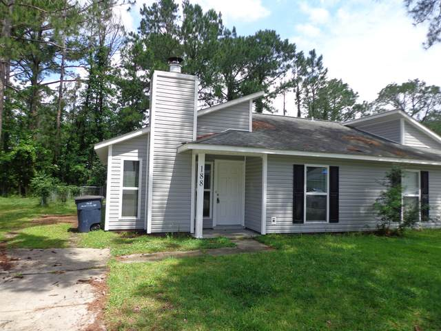 188 Village Circle, Jacksonville, NC 28546 (MLS #100218866) :: Berkshire Hathaway HomeServices Hometown, REALTORS®