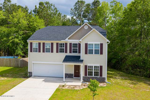 125 W New Kent Circle NW, Supply, NC 28462 (MLS #100218903) :: Vance Young and Associates