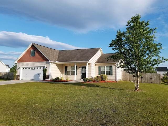415 Fawn Meadow Drive, Richlands, NC 28574 (MLS #100218910) :: RE/MAX Elite Realty Group