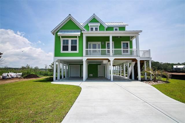 110 Lucas Cove Way, Oak Island, NC 28465 (MLS #100218915) :: Carolina Elite Properties LHR