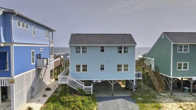 1105 Ocean Drive, Oak Island, NC 28465 (MLS #100218945) :: Lynda Haraway Group Real Estate