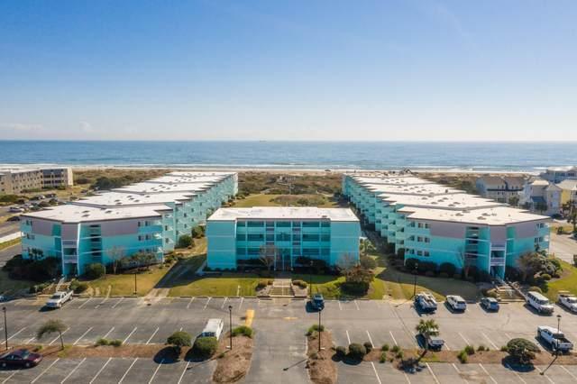 301 Commerce Way #230, Atlantic Beach, NC 28512 (MLS #100218947) :: Barefoot-Chandler & Associates LLC