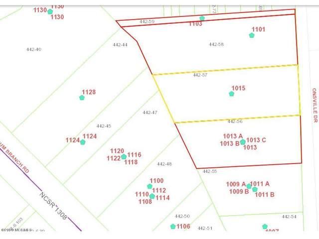 .65 Acres Onsville Drive, Jacksonville, NC 28546 (MLS #100218966) :: RE/MAX Elite Realty Group