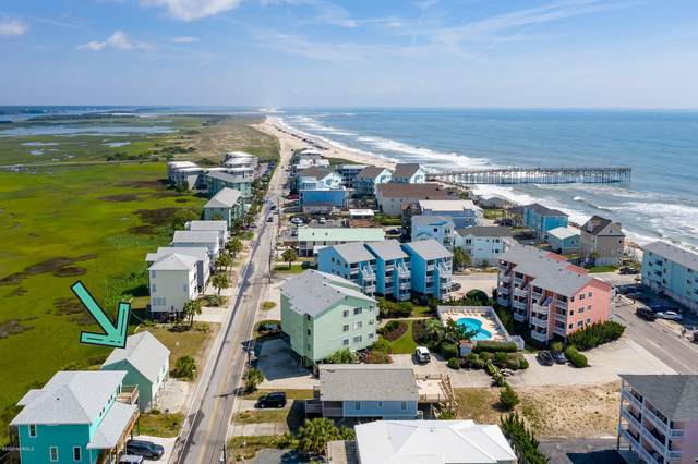 1605 Canal Drive, Carolina Beach, NC 28428 (MLS #100218969) :: Carolina Elite Properties LHR