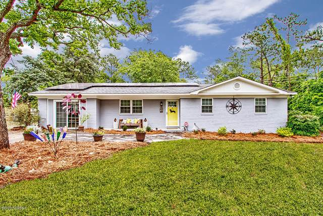 313 Spartan Road, Wilmington, NC 28405 (MLS #100218977) :: Vance Young and Associates