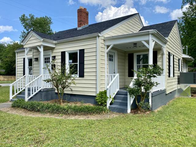 601 Watson Avenue, New Bern, NC 28560 (MLS #100218983) :: CENTURY 21 Sweyer & Associates