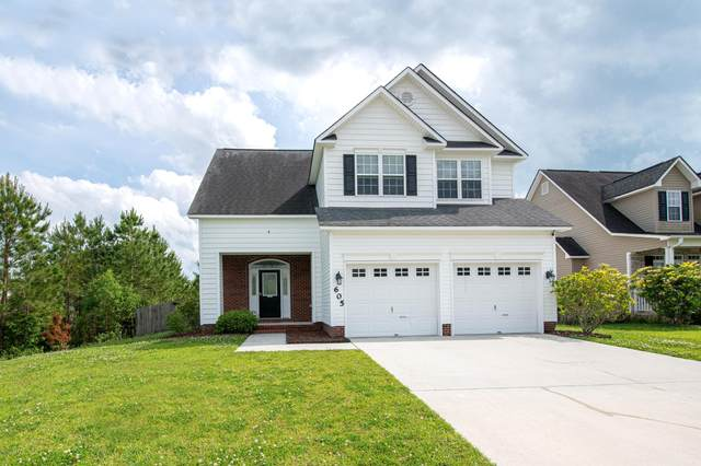 605 Brunswick Drive, Jacksonville, NC 28546 (MLS #100219003) :: RE/MAX Elite Realty Group