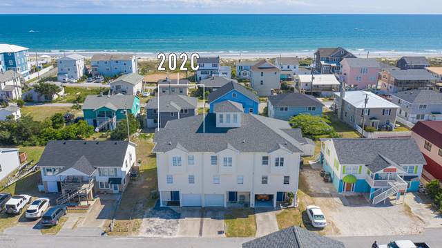 202 Dobbs Street C, Atlantic Beach, NC 28512 (MLS #100219005) :: Barefoot-Chandler & Associates LLC
