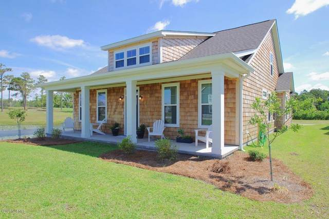 301 Bogue Watch Drive, Newport, NC 28570 (MLS #100219008) :: Carolina Elite Properties LHR