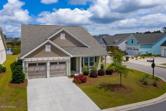 3361 Drift Tide Way, Southport, NC 28461 (MLS #100219031) :: SC Beach Real Estate