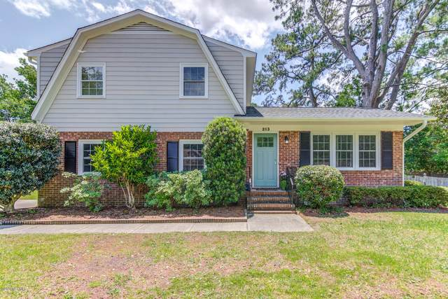 213 N Hampton Road, Wilmington, NC 28409 (MLS #100219052) :: Carolina Elite Properties LHR