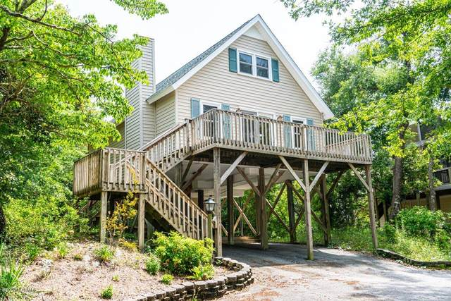 121 Ethel Drive, Emerald Isle, NC 28594 (MLS #100219055) :: Vance Young and Associates