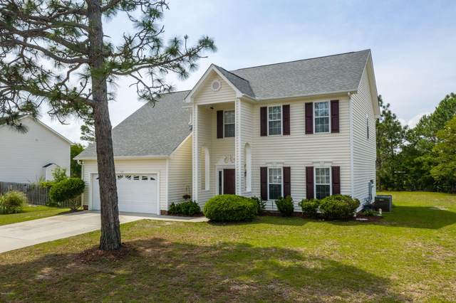 307 Bahia Lane, Cape Carteret, NC 28584 (MLS #100219090) :: Vance Young and Associates