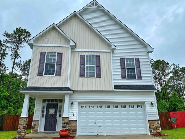 111 Ironwood Court, Jacksonville, NC 28546 (MLS #100219094) :: RE/MAX Elite Realty Group