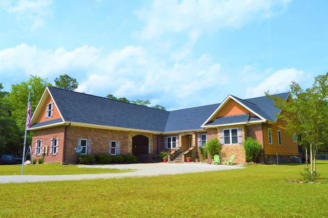 286 Scott Jenkins Road, Jacksonville, NC 28540 (MLS #100219097) :: Lynda Haraway Group Real Estate