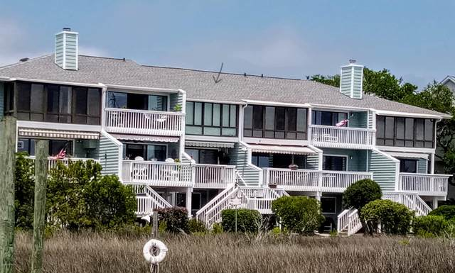 101 Teakwood Drive #604, Carolina Beach, NC 28428 (MLS #100219099) :: RE/MAX Essential
