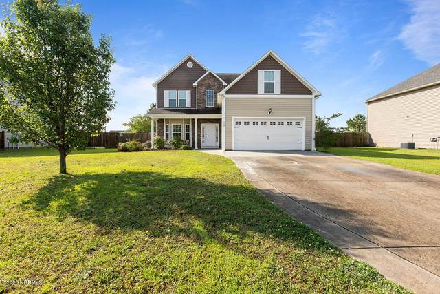 118 Groveshire Place, Richlands, NC 28574 (MLS #100219104) :: The Oceanaire Realty