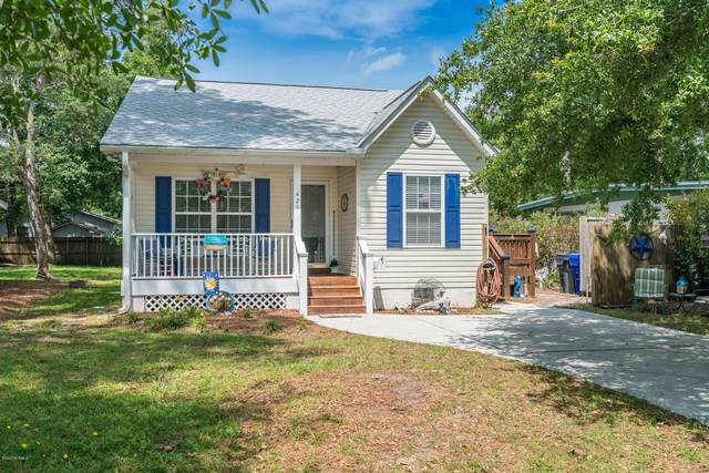 421 Sherrill Street, Oak Island, NC 28465 (MLS #100219107) :: The Oceanaire Realty