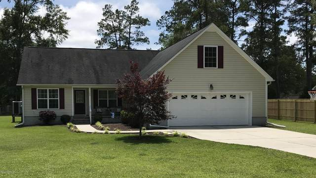105 Ellis Court, Vanceboro, NC 28586 (MLS #100219109) :: Berkshire Hathaway HomeServices Hometown, REALTORS®