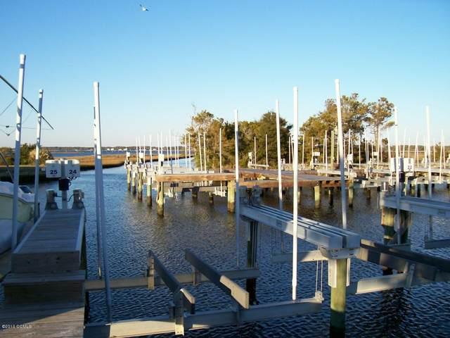 245 Bayview Drive Slip #5, Harkers Island, NC 28531 (MLS #100219114) :: Carolina Elite Properties LHR