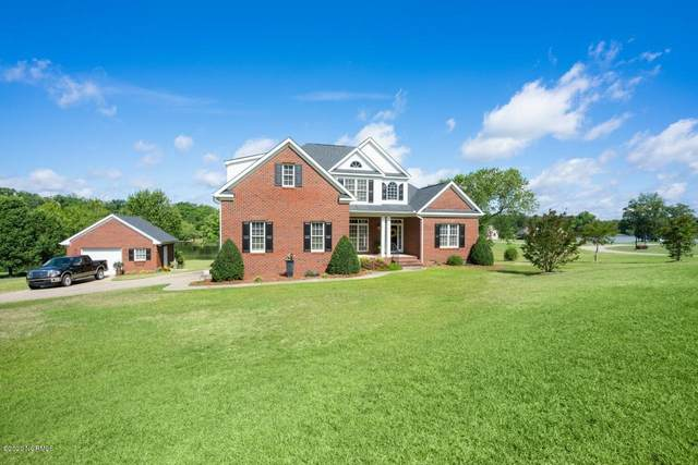 6196 Golden Pond Road, Elm City, NC 27822 (MLS #100219142) :: The Keith Beatty Team