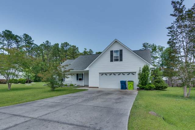 111 Secretariat Drive, Havelock, NC 28532 (MLS #100219167) :: The Cheek Team