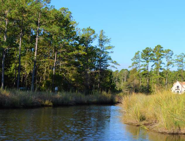 Lot 1 Port Drive, Oriental, NC 28571 (MLS #100219183) :: Barefoot-Chandler & Associates LLC