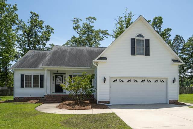 117 Hilda Drive, New Bern, NC 28562 (MLS #100219184) :: The Cheek Team