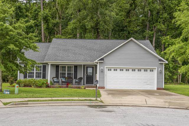 301 Louisia Mae Way, New Bern, NC 28560 (MLS #100219189) :: Berkshire Hathaway HomeServices Hometown, REALTORS®