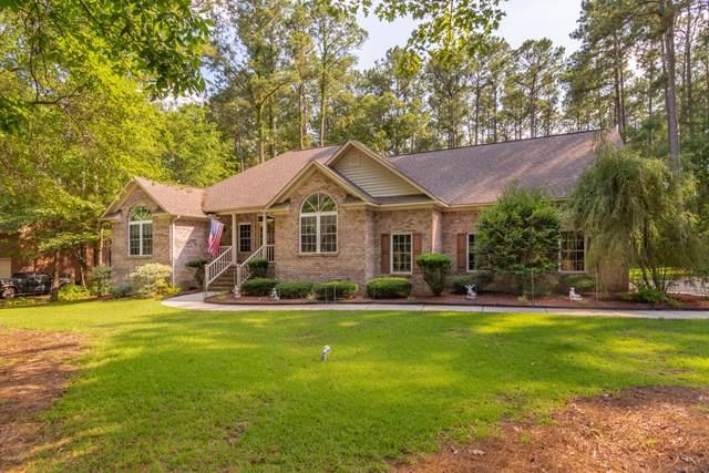 602 Pamlico River Drive, Washington, NC 27889 (MLS #100219201) :: Berkshire Hathaway HomeServices Prime Properties