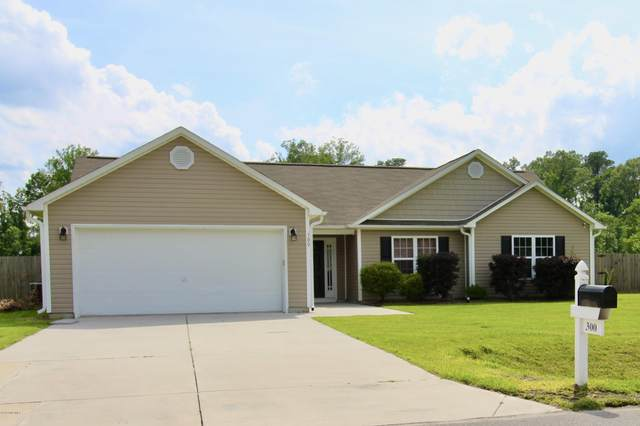 300 Tuscan Court, Richlands, NC 28574 (MLS #100219234) :: Coldwell Banker Sea Coast Advantage