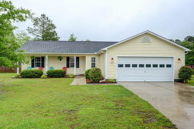 205 Angie Court, Richlands, NC 28574 (MLS #100219235) :: Coldwell Banker Sea Coast Advantage