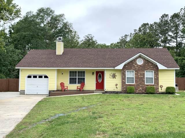 209 Vandergrift Drive, Jacksonville, NC 28540 (MLS #100219236) :: RE/MAX Essential