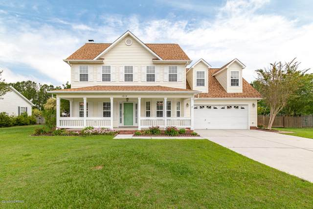 1014 Commons Drive N, Jacksonville, NC 28546 (MLS #100219239) :: The Keith Beatty Team