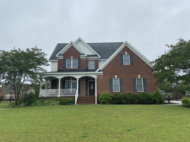 108 Blackwater Drive, Winterville, NC 28590 (MLS #100219259) :: Thirty 4 North Properties Group
