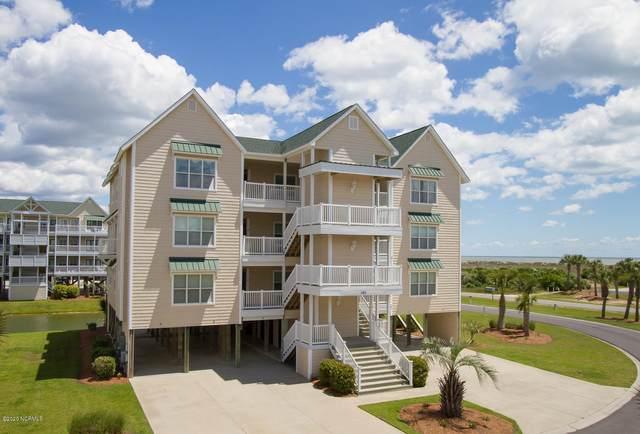 160 Via Old Sound Boulevard F, Ocean Isle Beach, NC 28469 (MLS #100219263) :: Barefoot-Chandler & Associates LLC